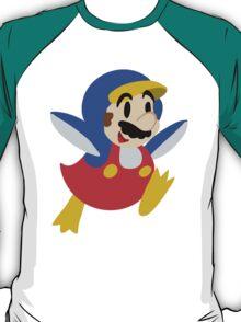 Little Penguin Mario T-Shirt