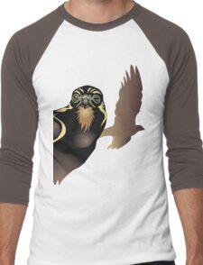 The Harrier Men's Baseball ¾ T-Shirt