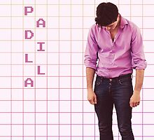 Smosh Anthony Padilla Grid Sticker by petra1999