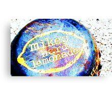 Mike's Hard Lemonade  Canvas Print