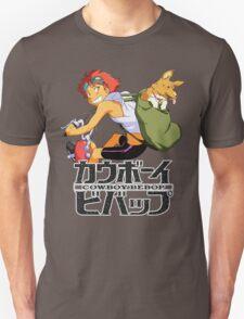 cowboy bebop edward and pup T-Shirt