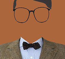 Hipster Bowtie by Brit Sigh