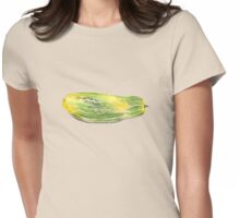 cucumber Womens Fitted T-Shirt
