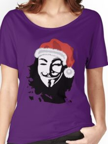 Christmas V Women's Relaxed Fit T-Shirt