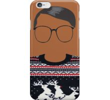 Hipster Ugly Sweater iPhone Case/Skin
