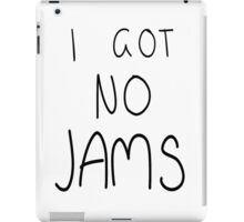Jimin, You Got No Jams! iPad Case/Skin