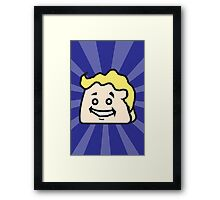 Fallout 4 CatBag Boy Framed Print