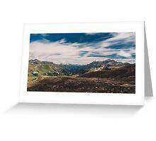 Alp Austria - Mountain Greeting Card