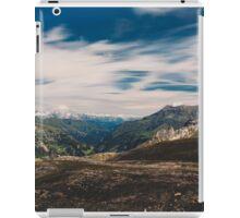 Alp Austria - Mountain iPad Case/Skin