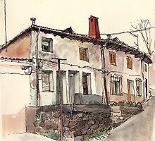 Guardo's house by Adolfo Arranz