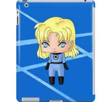 Chibi Invisible Woman iPad Case/Skin