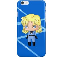 Chibi Invisible Woman iPhone Case/Skin