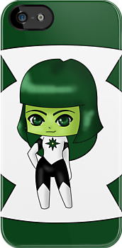 Chibi Jade by artwaste