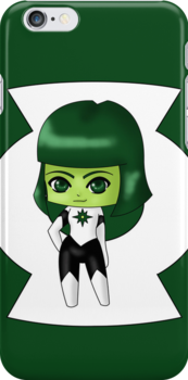 Chibi Jade by artwaste