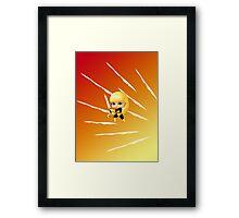 Chibi Magik Framed Print