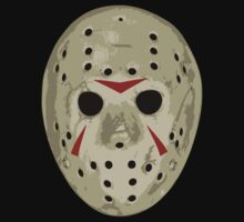 Hockey Mask - Jason by cpotter