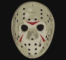 Hockey Mask - Jason by cpotter