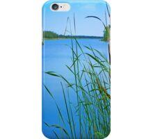 Cattail Lake iPhone Case iPhone Case/Skin