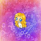 Chibi Dazzler by artwaste