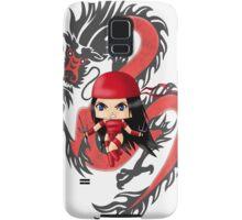 Chibi Elektra Samsung Galaxy Case/Skin