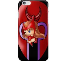 Chibi Scarlet Witch iPhone Case/Skin