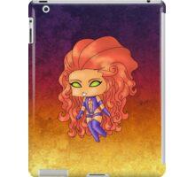 Chibi Starfire iPad Case/Skin