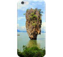 007 island iPhone Case/Skin