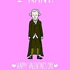 Immanuel Kant by Ben Kling