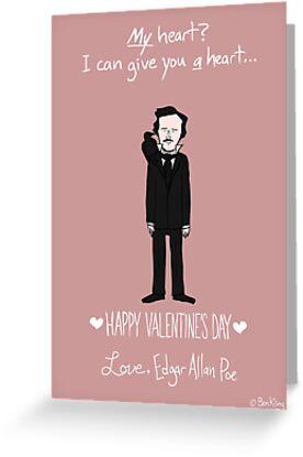 Edgar Allan Poe by Ben Kling