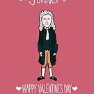 Sir Isaac Newton by Ben Kling