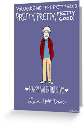Larry David by Ben Kling