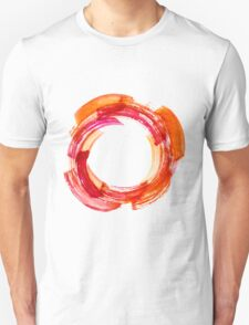 Abstract Watercolor Stroke T-Shirt