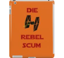 Rebel Tie iPad Case/Skin