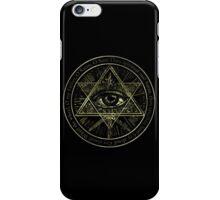 O FATHER, O SATAN, O SUN - dirty gold iPhone Case/Skin