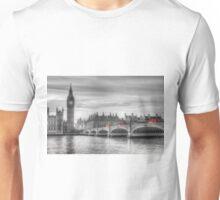 Westminster Bridge and Big Ben Unisex T-Shirt