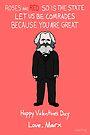 Karl Marx by Ben Kling