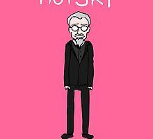 Leon Trotsky by Ben Kling