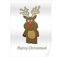 Rudolph Poster