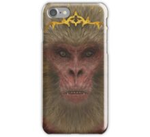 The Monkey King iPhone Case/Skin