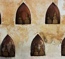 Wat Sisaket -  Vientiane by Austin Dean