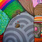 Tapestry by darkydoors
