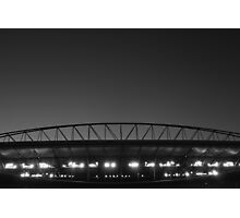 Etihad Stadium #2 Photographic Print
