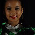 Young Dancer - Bailarina Jovencita by Bernhard Matejka