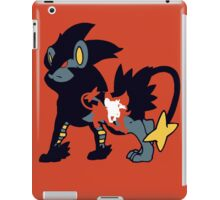 【11700+ views】Pokemon  Shinx>Luxio>Luxray iPad Case/Skin