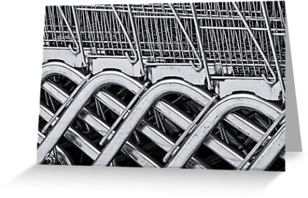 Go Shopping... by Bob Daalder