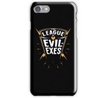 Scott Pilgrim - The League of Evil-Exes iPhone Case/Skin