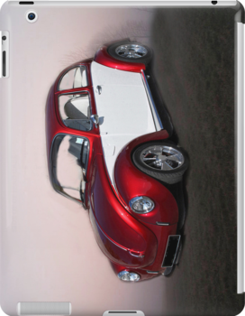 VW Ipad case by Irene  Burdell