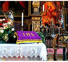 Pilgrimage church of the Assumption Photographic Print