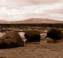 Seamill To Isle Of Arran Ayrshire Scotland by Stuart Kirby