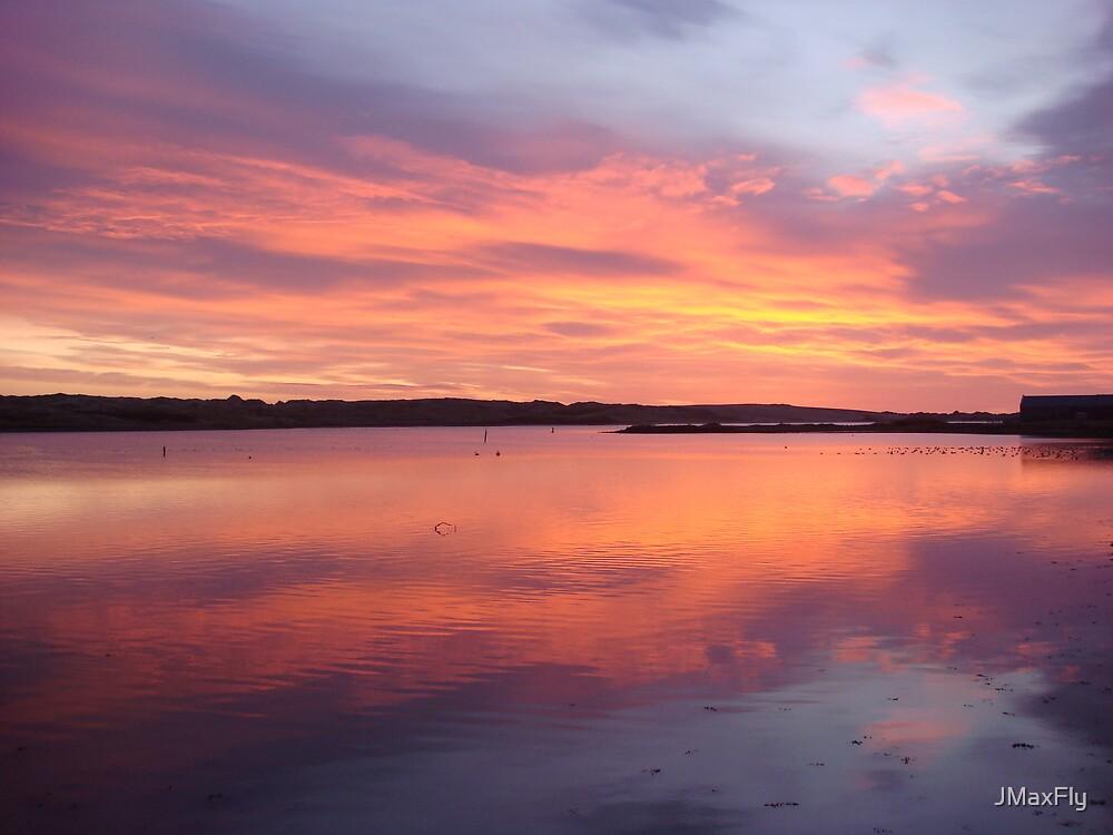 Cruden Bay Aberdeenshire by John Maxwell